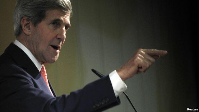 Керрі закликав законодавців, щоб вони не накладали додаткових санкцій на Іран