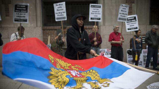 Російські американці розходяться в оцінках подій в Україні