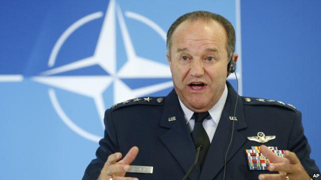 Генерал Брідлав критикує «вибори» і дії Росії