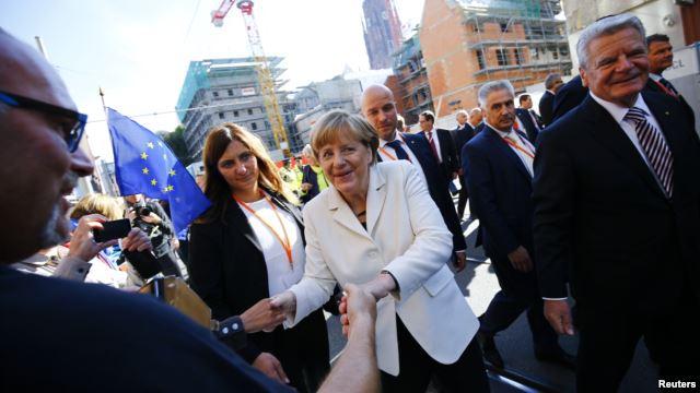 Німеччина святкує річницю возз'єднання